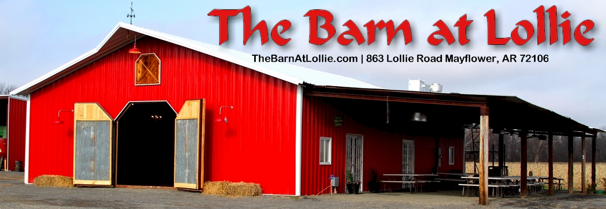 The Barn at Lollie logo